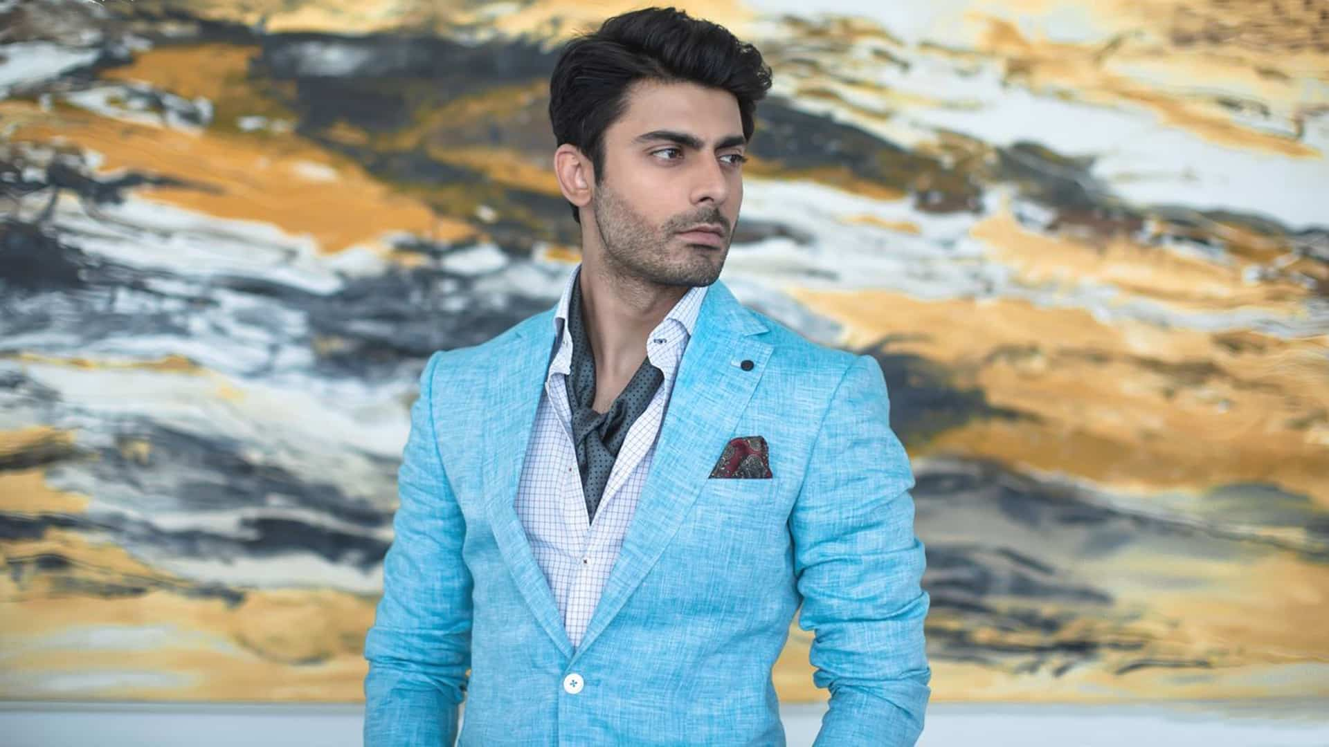 Fawad Khan High Definition Wallpapers 1
