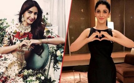 Look At Mawra And Sonam's Twitter Exchange