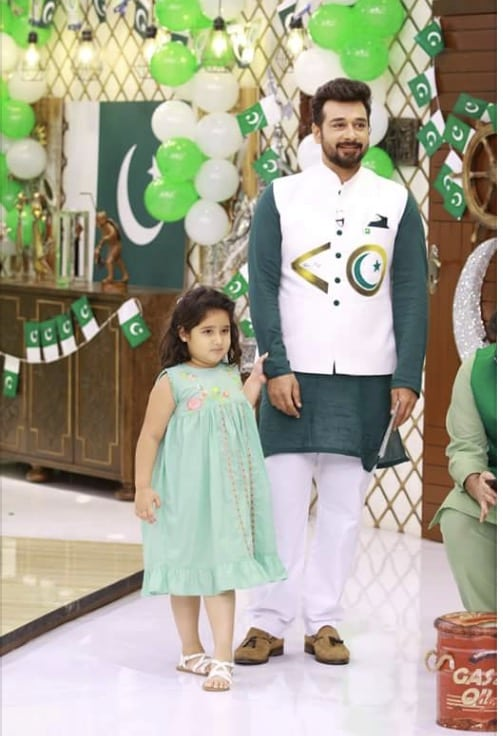 Pakistani Celebrities' Independence Day Celebrations
