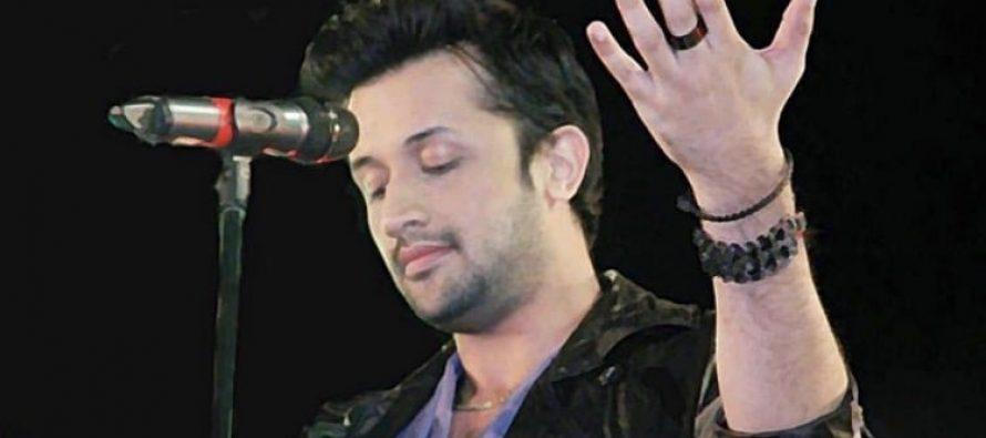 Atif Aslam Sings In Bengali