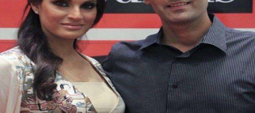 Nadia Hussain Leaves For Hajj 2017