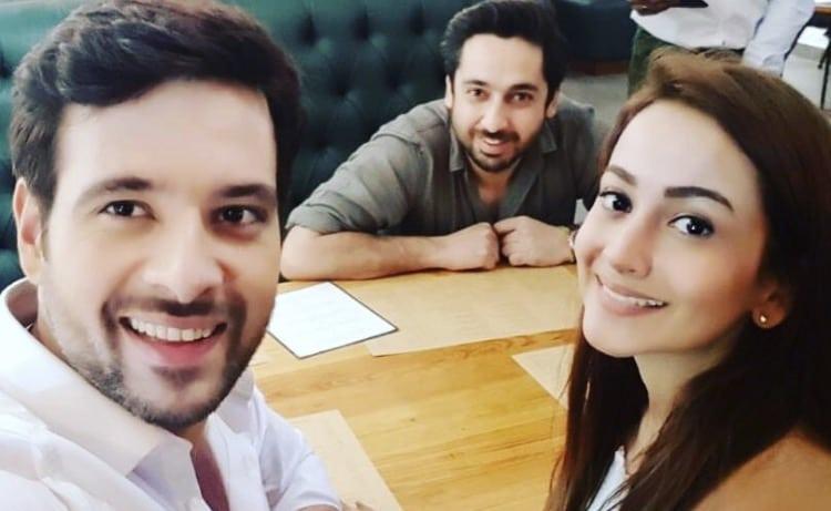 Mikaal Zulfiqar And Zarnish Khan Together On Screen