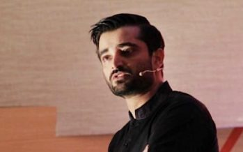 Hamza Ali Abbasi Speaks At Tedx Islamabad