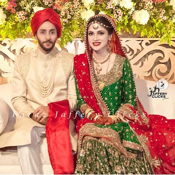 Arij Fatyma's Wedding Pictures