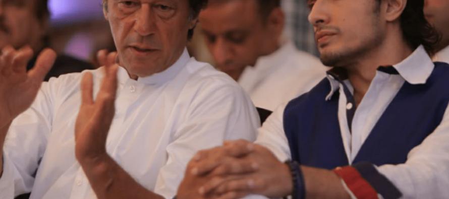 Ali Zafar Attended Shaukat Khanum Fundraiser!