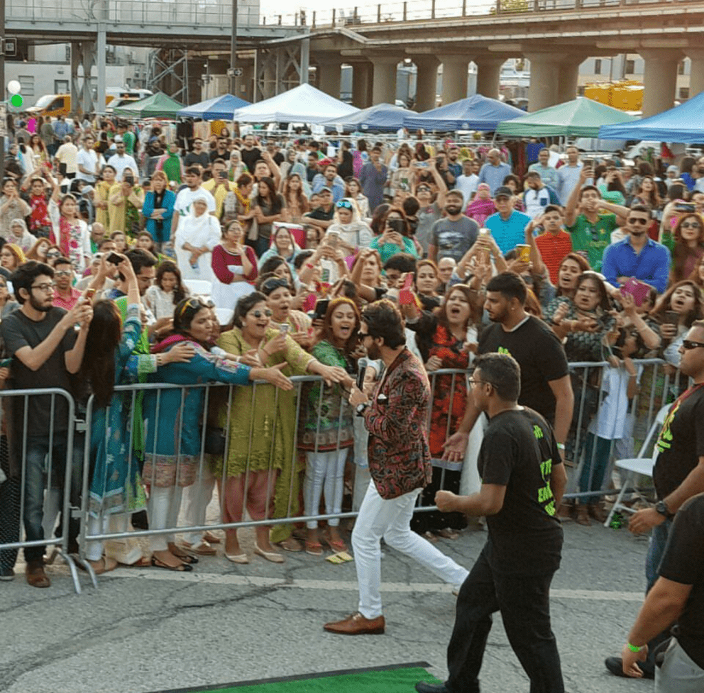 Farhan Saeed Performed On Pakistan Day Parade In NYC!