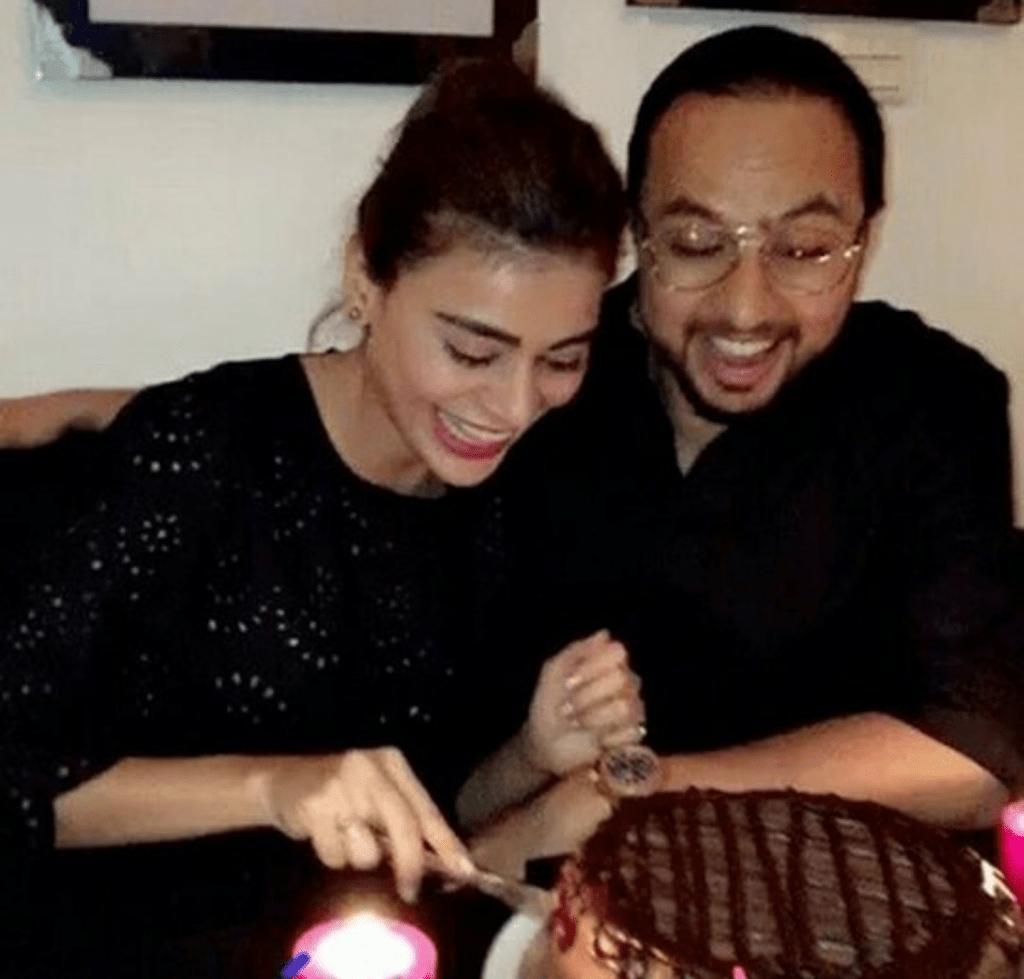 Sadaf Kanwal's Birthday Bash!
