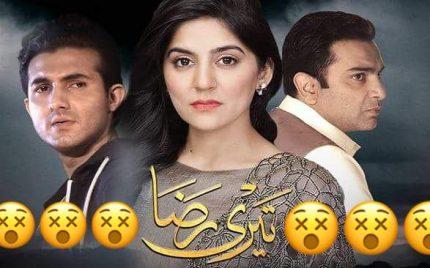 Teri Raza Episode 06 Review – Teri Raza Or Badshaghuni?