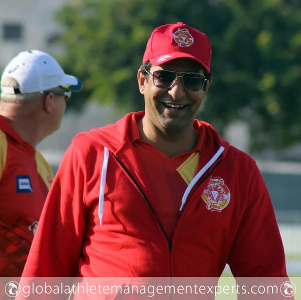 Wasim Akram has bid adieu to Islamabad United and Joins Another Team!