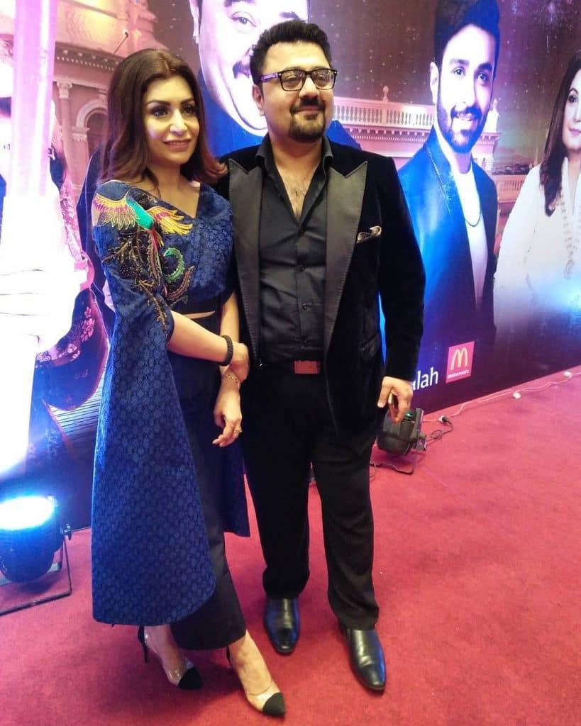 PNJ's Star Studded Premier & Praises from Mahira, Aisha!