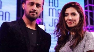 Atif Aslam Claims That He Introduced Mahira Khan In Movies