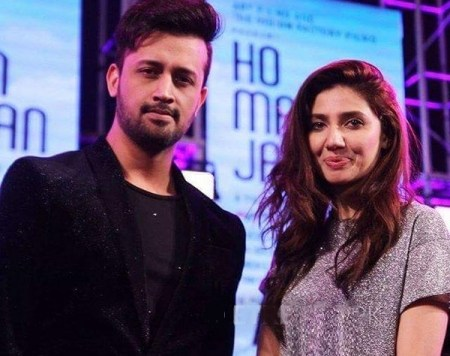 atif aslam and mahira