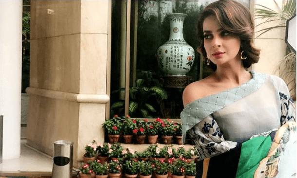 Saba Qamar Once Again Proves Her Grace