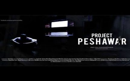Gloomy Side of Peshawar Shown in the Peshawar Project