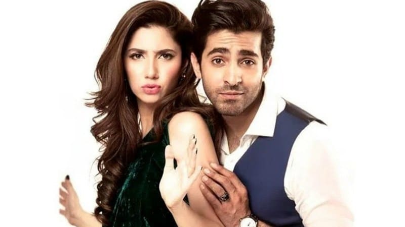 mahira and sheheryar