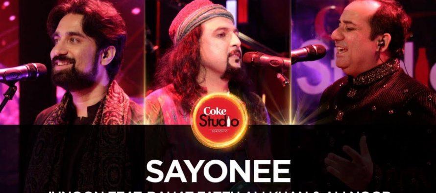 Salman Ahmad Defends Sayonee