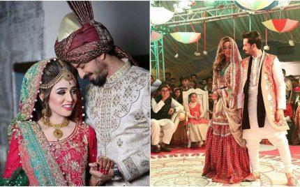 Noman Habib Celebrates Birthday With Wife!