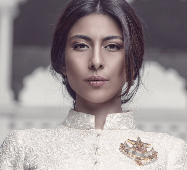 Meesha Shafi's Transformation For Khaadi Shoot