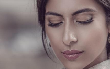 Meesha Shafi's Transformation For Khaadi Shoot