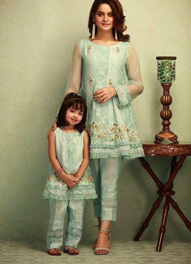 Minal Khan Pairs With Little Dolls For Her New Shoot