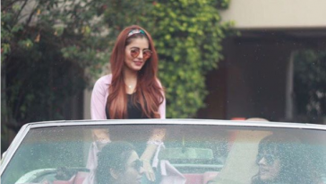 Momina Mustehsan Latest Look For A New Music Video