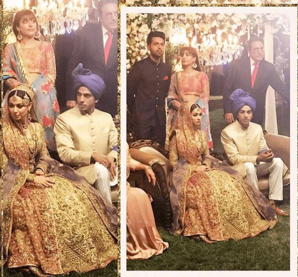 Team Na Maloom Afrad 2 Comes Together For Bridal Shoot