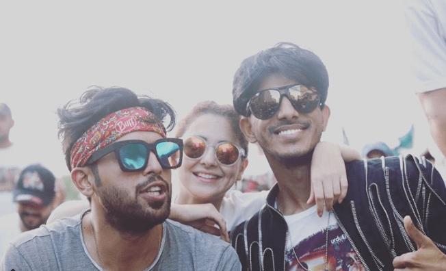 Team Na Maloom Afrad 2 Goes For A Punjab Tour