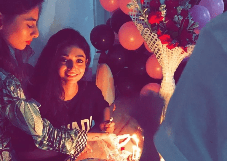 The Curly Hair Beauty Noor Khan Celebrates 23rd Birthday