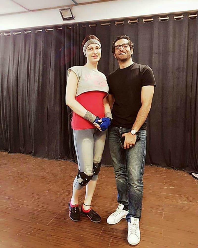 Transgender Model Rimal Ali To Appear In 'Saath Din Mohabbat In'