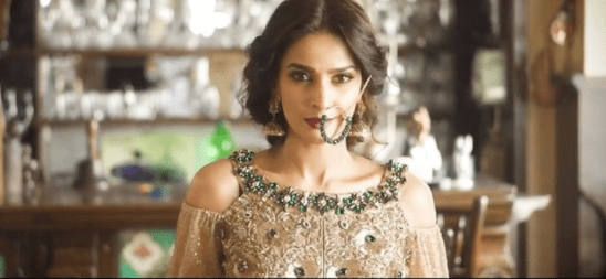 Saba Qamar & Shahzad Noor's Shoot For Vogue India