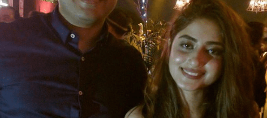 Sajal Aly's Picture Sparks Controversy On Social Media