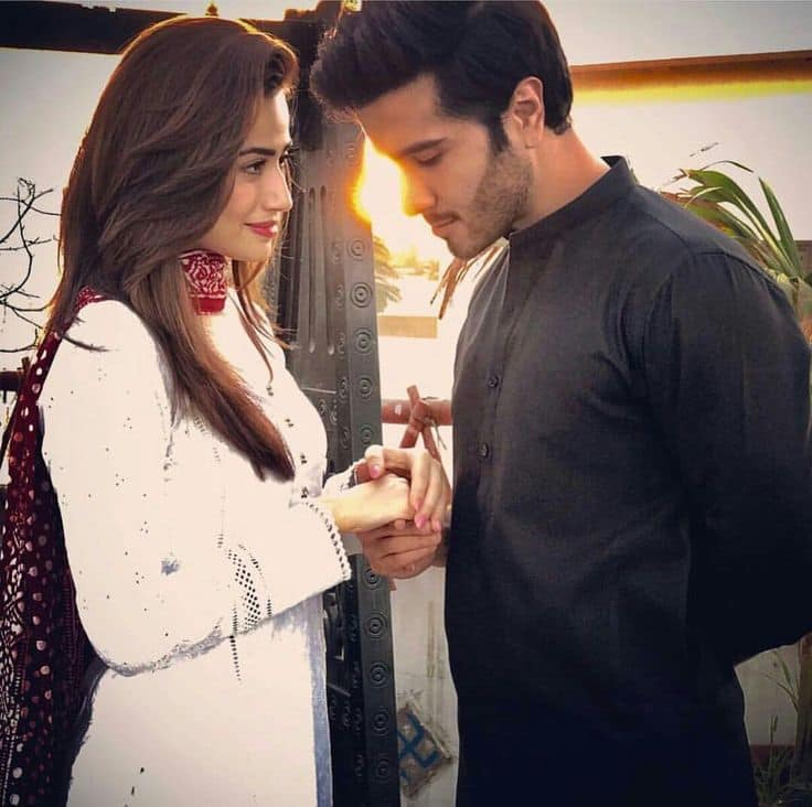Sana Javed And Feroz Khan Coming Together In Romeo Weds