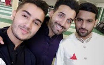 Shaam Idrees Had Fun With Friends On Zaid's Wedding!