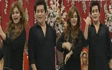 Sahir Lodhi and Amber Dance Together on Zalima