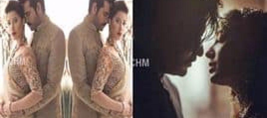 Humayun Saeed and Mehwish Hayat's Photoshoot is Going Viral!