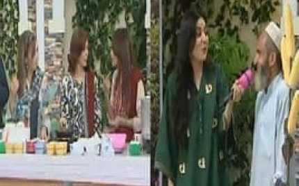 Who Gets the Highest Pay According to a Guest on Sanam's Show