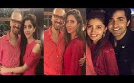 Celebrities Spotted At Asim Raza's Birthday Celebration!