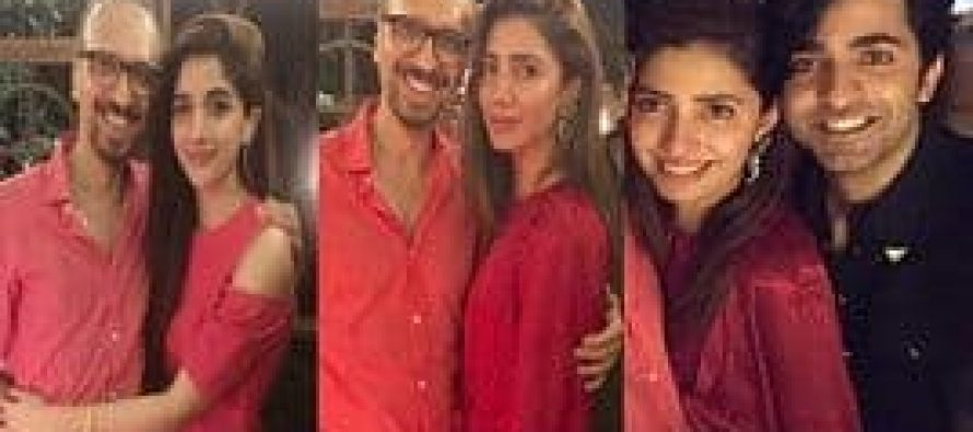 Celebrities Spotted At Asim Raza's Birthday Celebration!