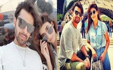 Farhan Saeed And Urwa Hocane On Vacation In Chicago, USA!