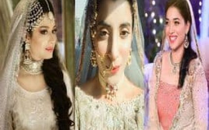 Celebrities At Their Wedding Receptions!