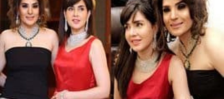 Actress Resham And Mahnoor Baloch Spotted At An Event Together