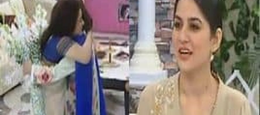 Here's what Sanam Baloch did when Sanam Saeed Was Missing Huma Nawab!