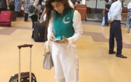 Urwa Hocane's Recent Airport Style Celebrates Azaadi