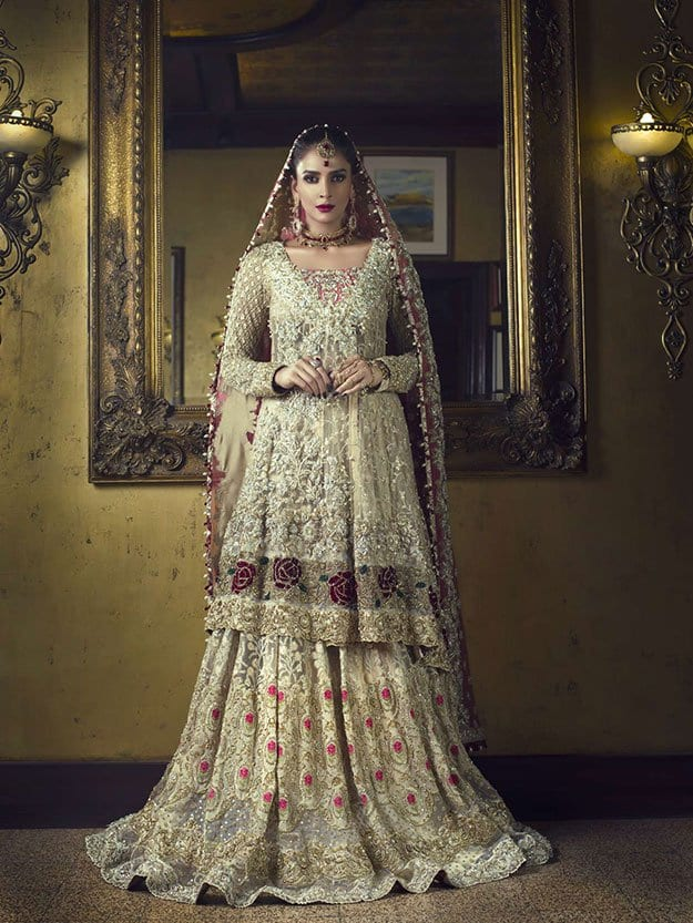 Saba Qamar's Complete Shoot For Vogue India Is Out