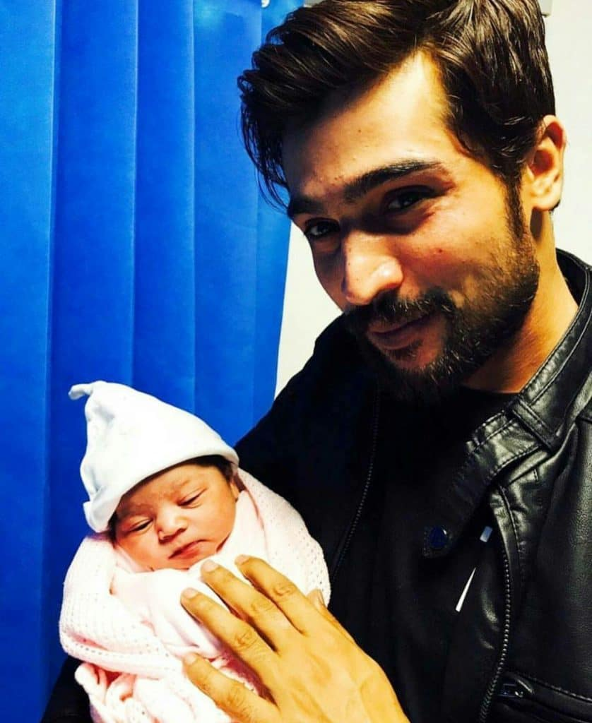 Muhammad Amir Blessed With A Baby Girl!