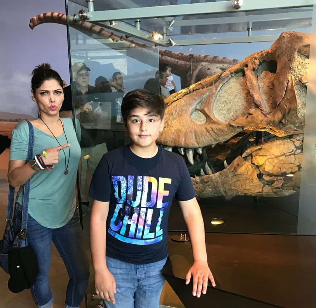 Hadiqa Kiani Spends Quality Time With Son!