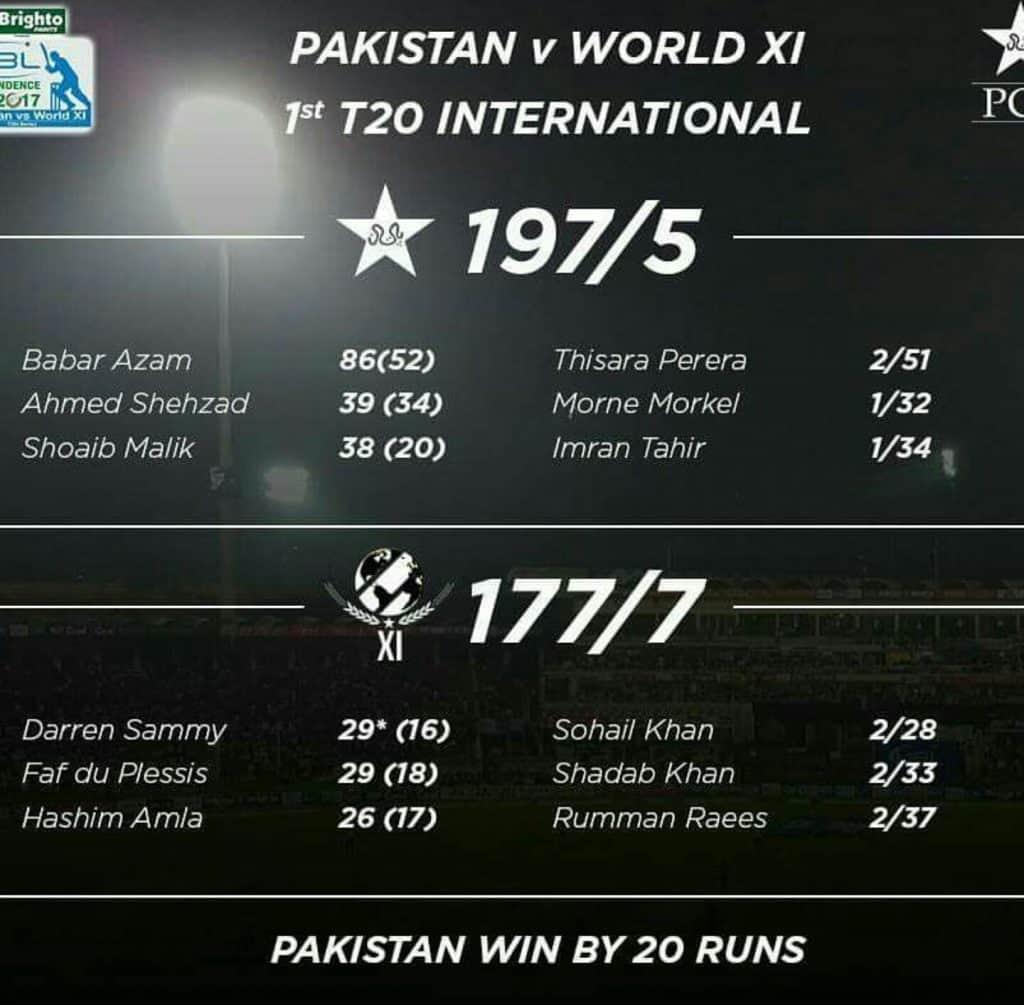 World XI On Rickshaws!