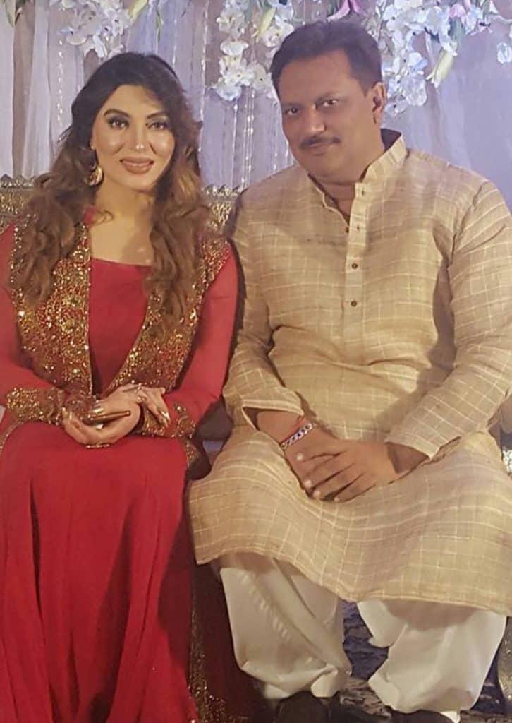 Sheen Javed Got Married!