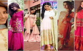 Best Dressed Pakistani Celebrities on Eid-ul-Azha 2017 (Day 1)
