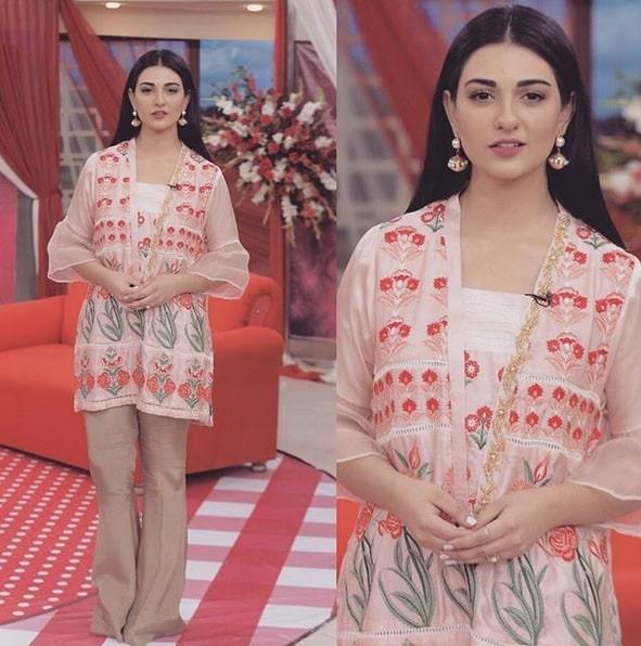 Sarah Khan Talks About Agha Ali's Good Qualities